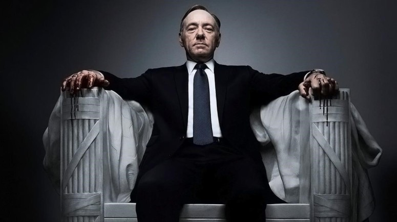 SERIE TV HOUSE OF CARDS NETFLIX